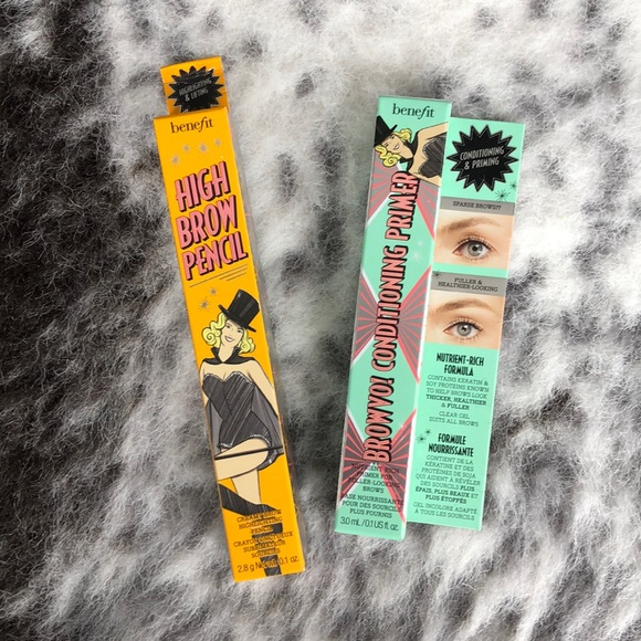 Benefit Other - Benefit Brow Pencil + Brow Conditioning Primer